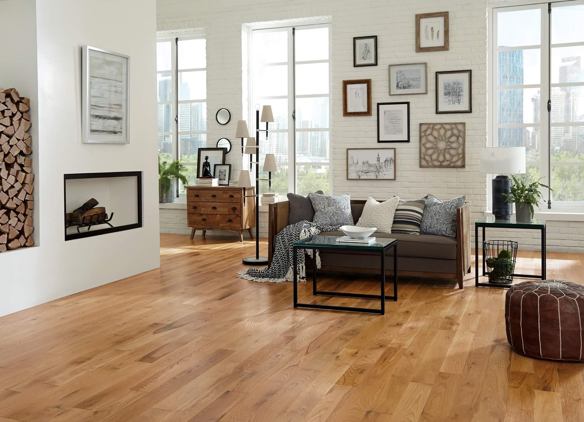 Home Somerset Hardwood Flooring