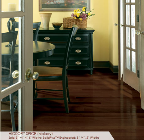 Somerset Hardwood Flooring