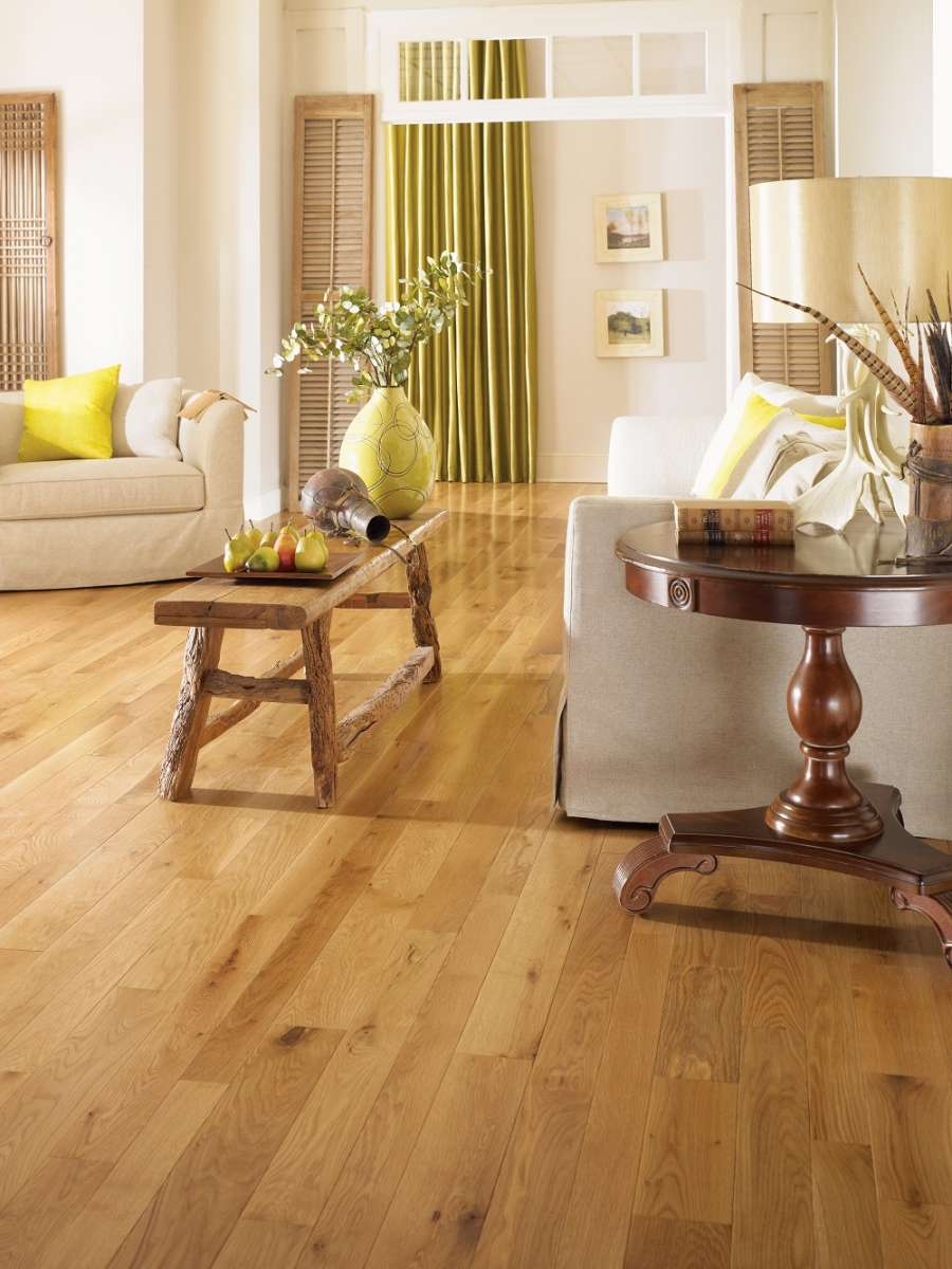 Oak is tremendously versatile and you will be impressed with the array of tones and textures from which to select.